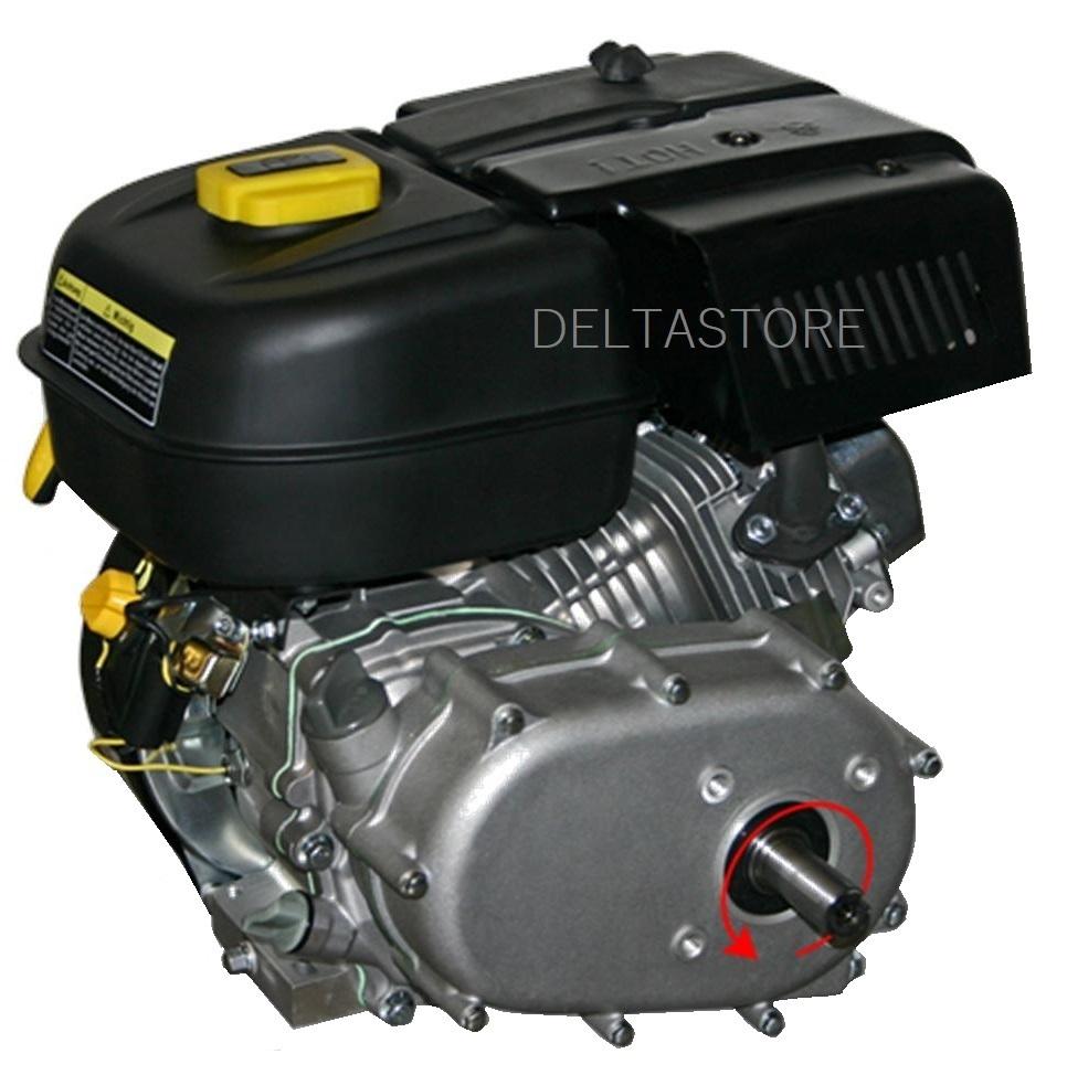 Motore deltaengine 4t 6 5hp con riduttore frizione a bagno - Dsg 7 marce bagno d olio ...